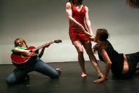 12 et 13 juin 2009, Le Lac des Singes et Talk Show au Théâtre du Centre de l'Espérance - Genève