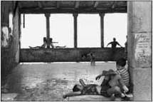 Simiane la Rotonde, France, 1969 © Henri Cartier-Bresson / Magnum Photos