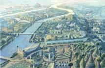 3 avril au 30 août 09, Vegetal city. Un avenir en vert ou la vision d'un futur durable de Luc Schuiten, Musées royaux d'art et d'histoire, Bruxelles, Jacqueline Aimar