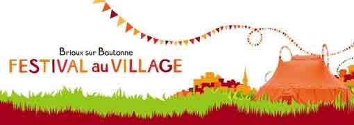 4 au 11 juillet 2009, 21ème Festival au village de Brioux-sur-Boutonne, Deux-Sèvres