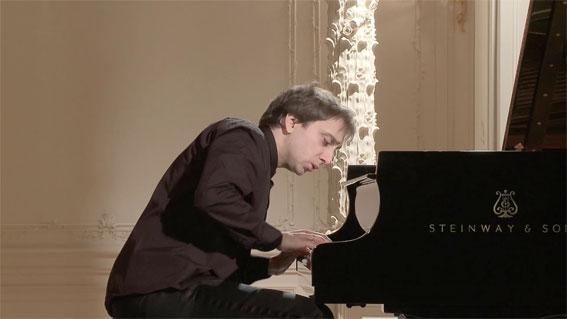 Miroslav Kultyshev le 10 août à Saint-Martial © DR