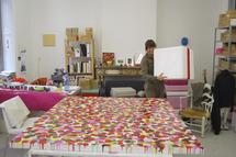 11 juin au 1er août, Color me bad de Léopoldine Roux aux Échanges Culturels Bullukian à Lyon