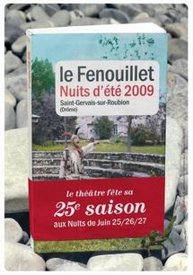 25 au 27 juin, Festival Les Nuits de Juin au Théâtre Le Fenouillet, à St-Gervais-sur-Roubion, Drôme