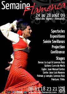24 au 28 août, festival Semaine Flamenca, à Perpignan