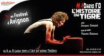 8 au 31 juillet, L'Histoire du Tigre, Festival d'Avignon Off