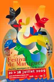 20 au 28 juillet, Festival de Martigues des arts et traditions du Monde