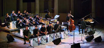 14/08 : THE BARCELONA JAZZ ORCHESTRA à JAZZ IN MARCIAC (Marciac - Gers)