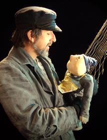 8 au 29 juillet, 'Pierre et le vieux loup de mer' - Théâtre Mu - Avignon Off