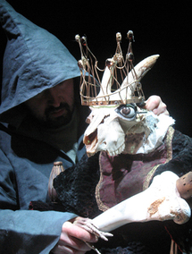8 au 29 juillet, 'Escurial' - Théâtre Mu - Avignon Off