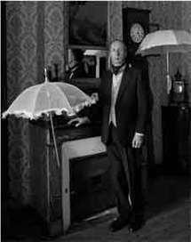 Le docteur Williams et les ombrelles volantes ou l'invisible quotidien