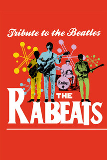 16 août, The Rabeats Tribute To The Beatles au Théâtre Romain de Fréjus