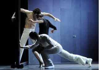 11 au 20 septembre, Le Temps d'Aimer la Danse à Biarritz. Direction artistique : Thierry Malandain