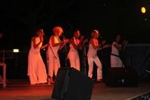24 juillet, Les rencontres à l'escalet, concert gospel à Ramatuelle