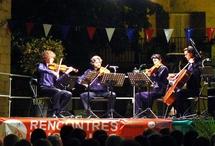 21 au 31 Juillet, 3èmes Rencontres Musicales des Baous à St-Jeannet