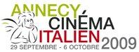29 septembre au 6 octobre, 27e  édition d'Annecy Cinéma Italien