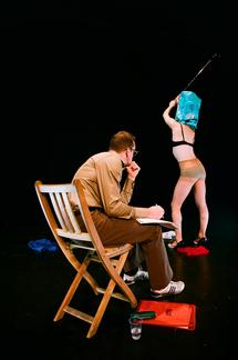 1-2 octobre, Hollywood Angst par Kylie Walters au festival international de danse de Lausanne
