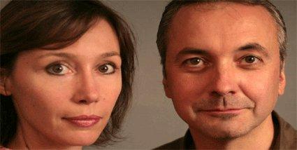 Ariane Jacob et Philippe Bernold