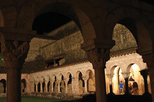 cloître de St-Michel de Cuxca © P. Aimar