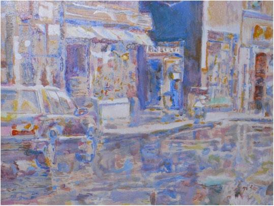 8 au 30 août, 3ème Salon Trans'Arts – Cogolin 2009