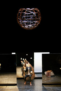 2 décembre, Deux hommes jonglaient dans leur tête à 20h au Théâtre de Vénissieux