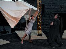 10 et 11 décembre, Le Roi s'amuse - Cie Ariadne à 20h au Théâtre de Vénissieux