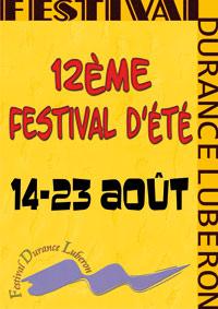 14 au 23 août, Le Festival Durance Luberon, Musiques à voir, Histoires à jouer..