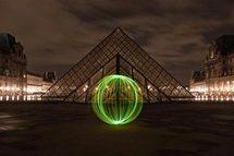 27 septembre au 16 janvier, « Lightning Project » de Guilhem Nicolas aka Jadikan au Cube