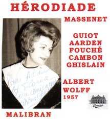 Herodiade ou le triomphe de Massenet, par Andréa Guiot. Le chant français dans toute sa splendeur