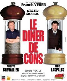 19 février, Le Dîner de cons avec Chevalier et Laspales au Palais Nikaïa à Nice à 20h30