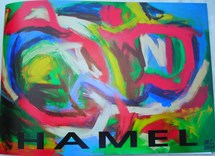 Septembre, expo Martin Hamel à la Galerie de l'Olympe à Perpignan à partir du 17 septembre