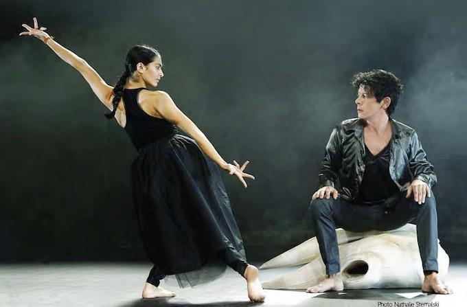 « Balades sur la terre à l'envers », Cie Le Sixièmétage, Théâtre Golovine, festival Avignon Off, du 7 au 30 juillet 2017 à 22h15