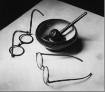 Les lunettes et la pipe de Mondrian, 1926