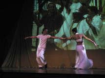 """16 octobre, Spectacle de Danse Salsa Jazz: """"La Danza"""" par' la compagnie Pat Rohfritsch à Carmaux (81)"""