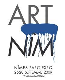 25 au 28 septembre, ARTNIM Foire d'Art Contemporain Méditerranée à Nîmes
