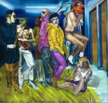 """12 septembre au 14 novembre, exposition """"Tauromachie"""" par Iris Levasseur à la Galerie Odile Ouizeman, Paris"""