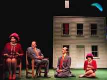 Jeudi 22 & vendredi 23 octobre, La cantatrice chauve de Ionesco, mise en scène Jean-Luc Lagarce Théâtre des Salins de Martigues