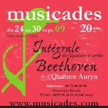 24 au 30 septembre, Les Musicades ont 20 ans ! 6 concerts au palais Bondy à Lyon