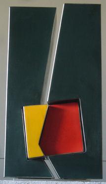 23 septembre au 31 octobre, Corbuséennes de Beppo à la 3ème Rue Galerie à Marseille