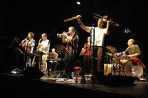 3 octobre : Ompa Bompa au Moulin à Jazz à Vitrolles