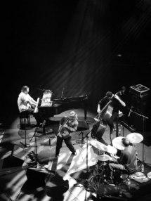 21 novembre, Emile Parisien Quartet au Moulin à Jazz à Vitroles