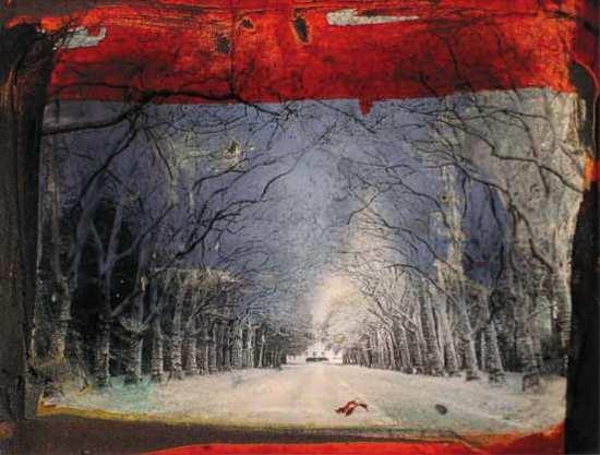 Rairie, Tony Soulié –30 x 40, techniques mixtes sur photographie