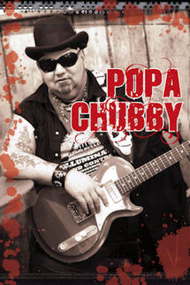 Popa Chubby (Blues Rock / USA)