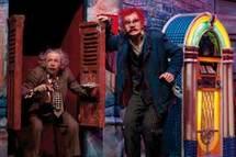 9 au 14 octobre, Les Fourberies de Scapin, d'après Molière,  mise en scène Omar Porras, Bonlieu scène nationale, Annecy