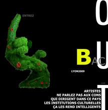Biennale art contemporain OUT Lyon 2009 France