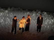 9 au 10 mars 2010, Face au mur de Martin Crimp à Bonlieu Scène nationale Annecy