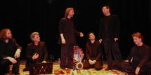 Samedi 21 novembre, Phenomenon – Borys CHolewka. Chants sacrés d'Europe de l'Est, des Chrétiens d'Orient et rituels des Steppes de Sibérie,  Abbaye d'Ainay, Lyon