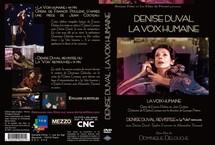 La Voix humaine de Poulenc enfin en DVD, Denise Duval et Dominique Delouche en état de grâce