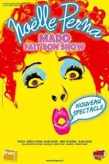 4 décembre, Noëlle Perna fait son show au Palais de la Méditerranée à Nice