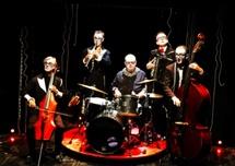 8 octobre, Le jazz fait son cirque par la Cie Les Nouveaux Nez à l'Espace Albert Camus à Bron