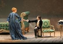 Un Chevalier à la rose élégant et volupteux pour l'ouverture de la saison à l'opéra de Marseille